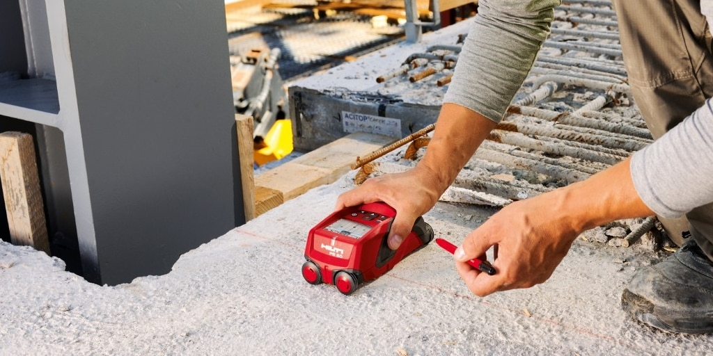 Multidetektor Hilti PS 50